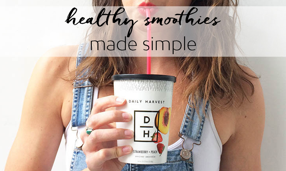 Healthy Smoothies: Made Simple
