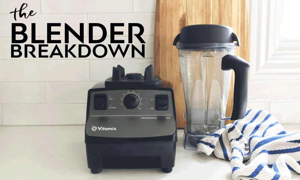 Best Blender Models – Breaking It Down