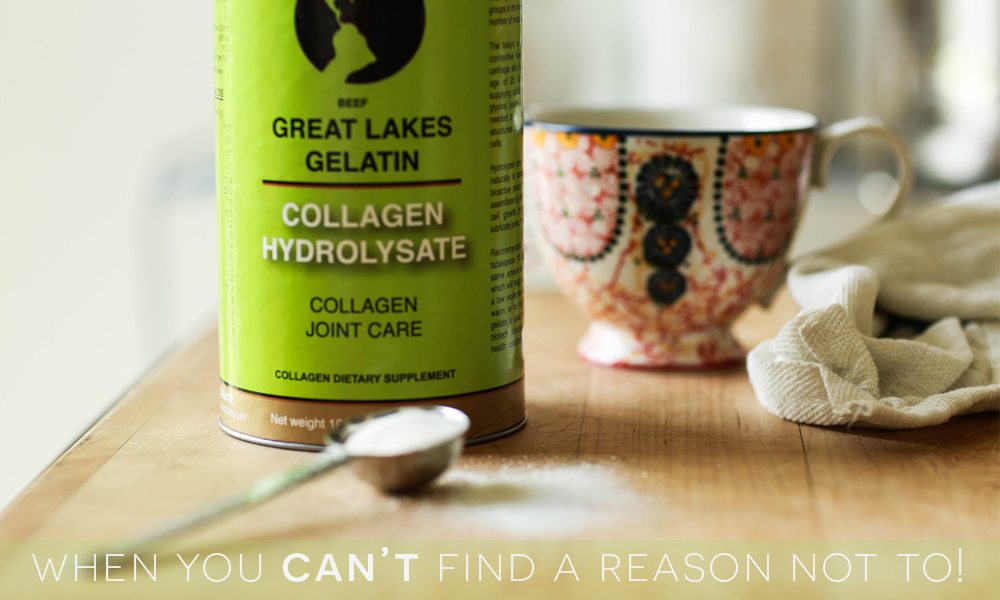 Hey Collagen, We're Obsessed With You