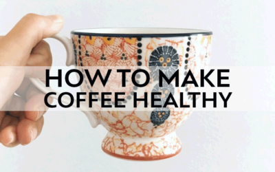 How to Make Coffee Healthy