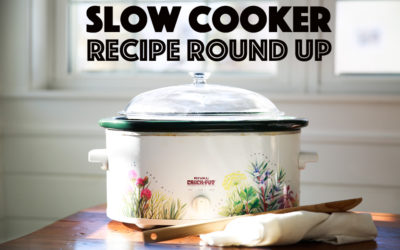 Slow Cooker: Recipe Round Up