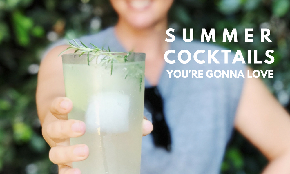 PN's Favorite Summer Mocktails & Cocktails